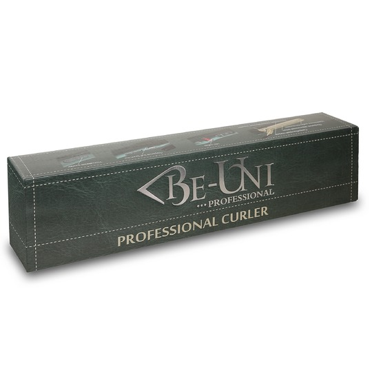 Плойка для волос Be-Uni Professional A728 GOLD TITAN 28 мм. Доставка в Казахстан!